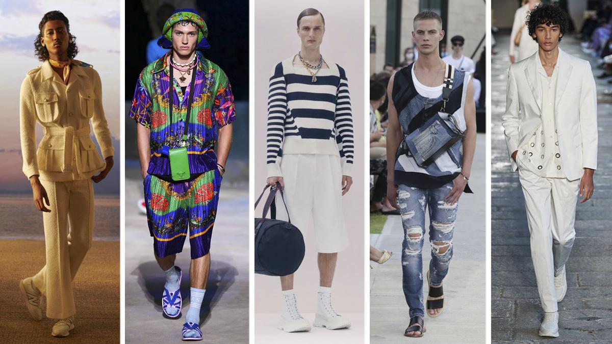Las 10 tendencias en moda masculina que van a protagonizar la temporada