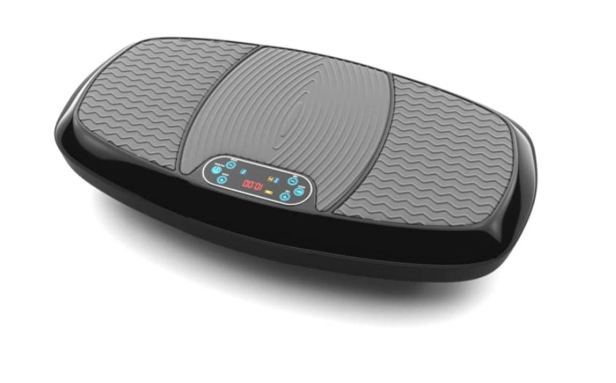 Plataforma vibratoria fitness: ¿cómo puede ayudarte en tus entrenamientos?