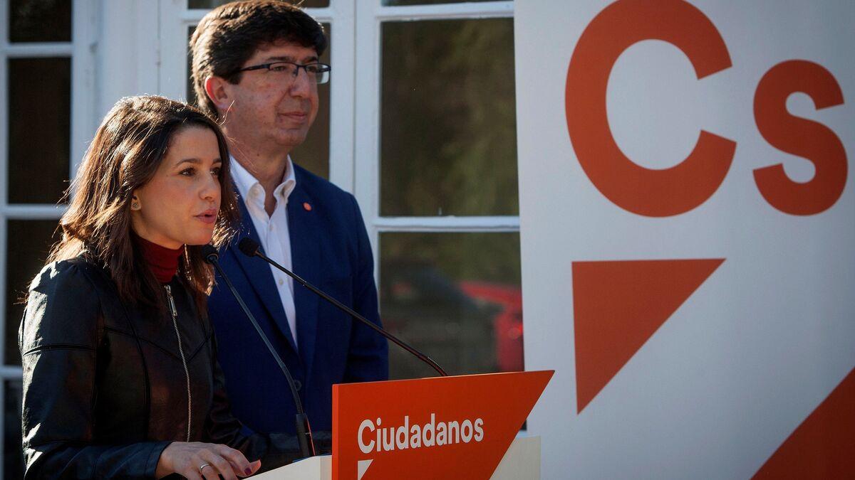 Inés Arrimadas elige un nuevo senador andaluz sin consultárselo a Juan Marín
