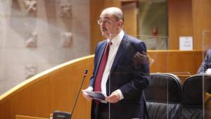 Aragón contradice a Sánchez: sí se puede hacer una legislación específica contra el coronavirus