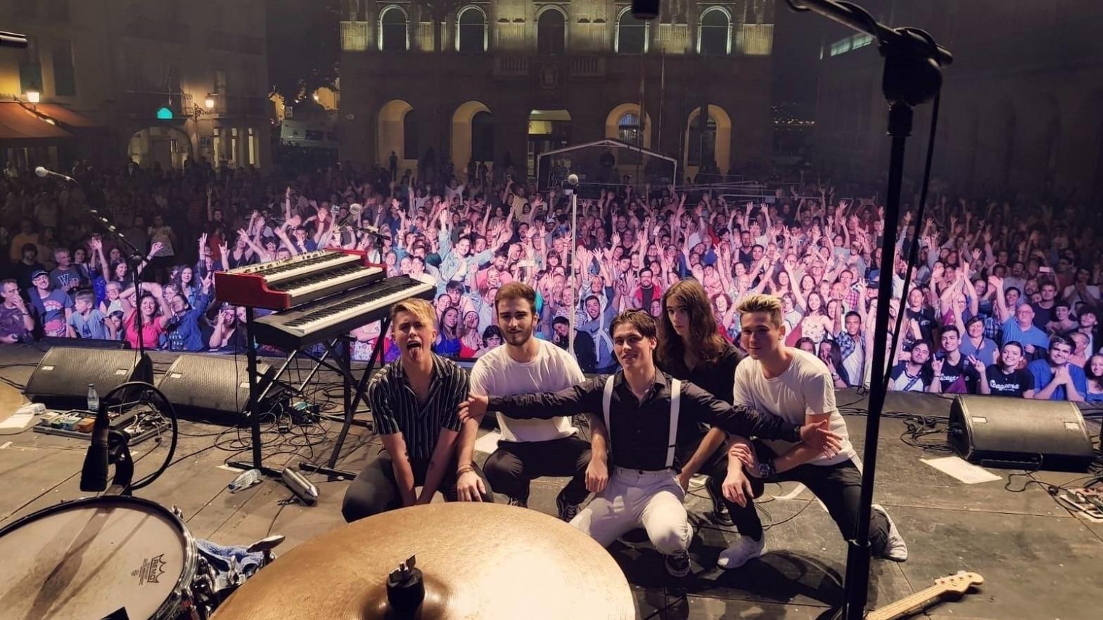 Staytons: el grupo joven más premiado de España