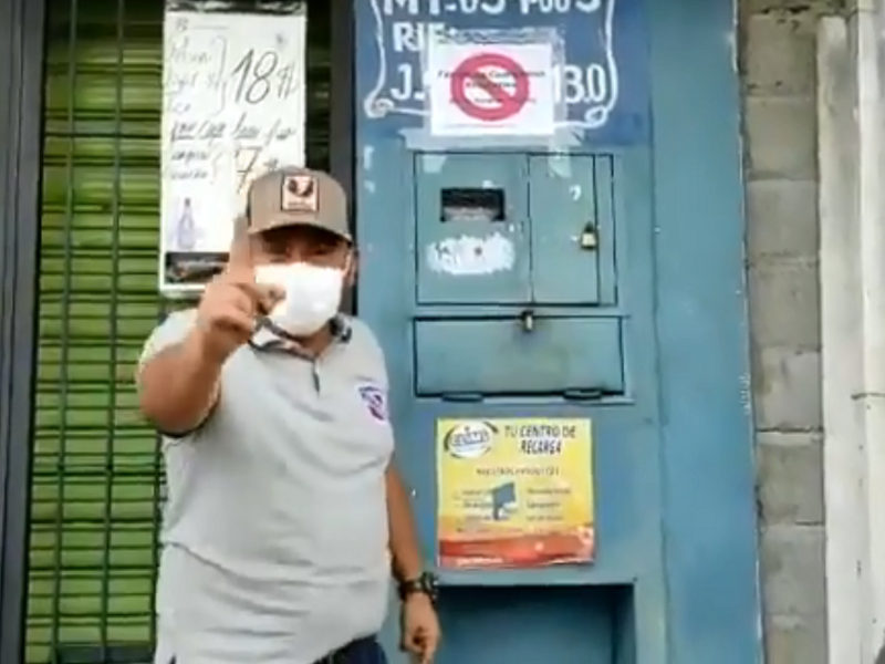 Investigan a un alcalde venezolano por marcar las casas de pacientes con covid-19