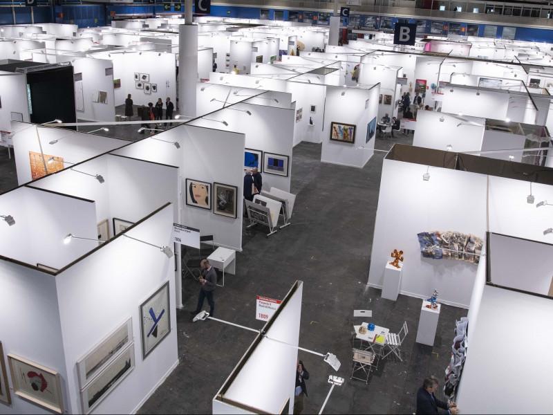 Vuelve Estampa: ¿el mercado del arte sube la persiana?