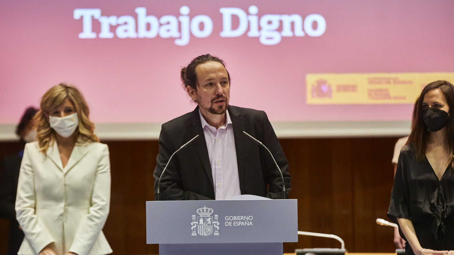 Pablo Iglesias propone retirar todas las ayudas a la tauromaquia