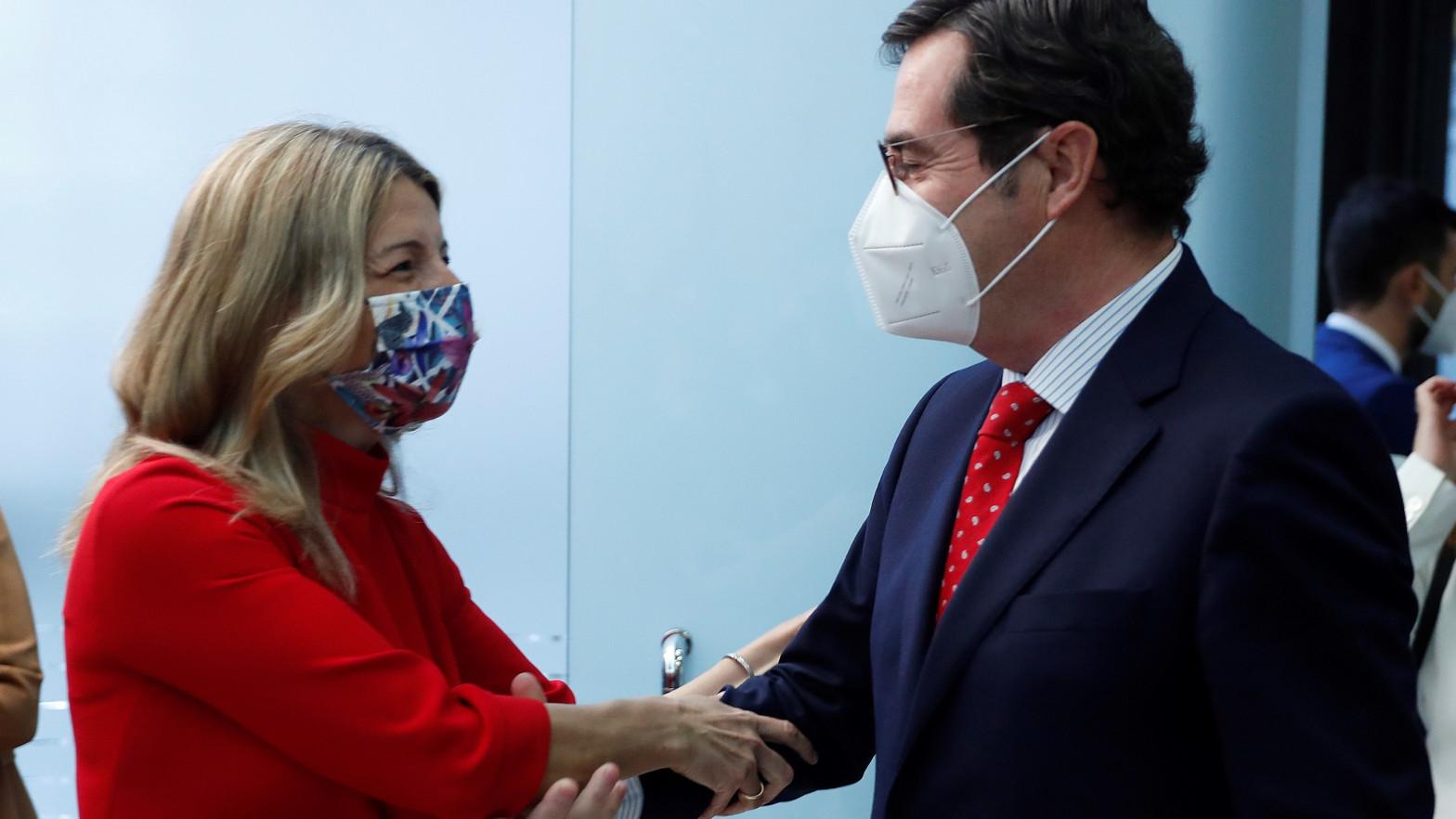 El Gobierno prorrogará los ERTE más allá de mayo, pero sin aclarar hasta cuándo
