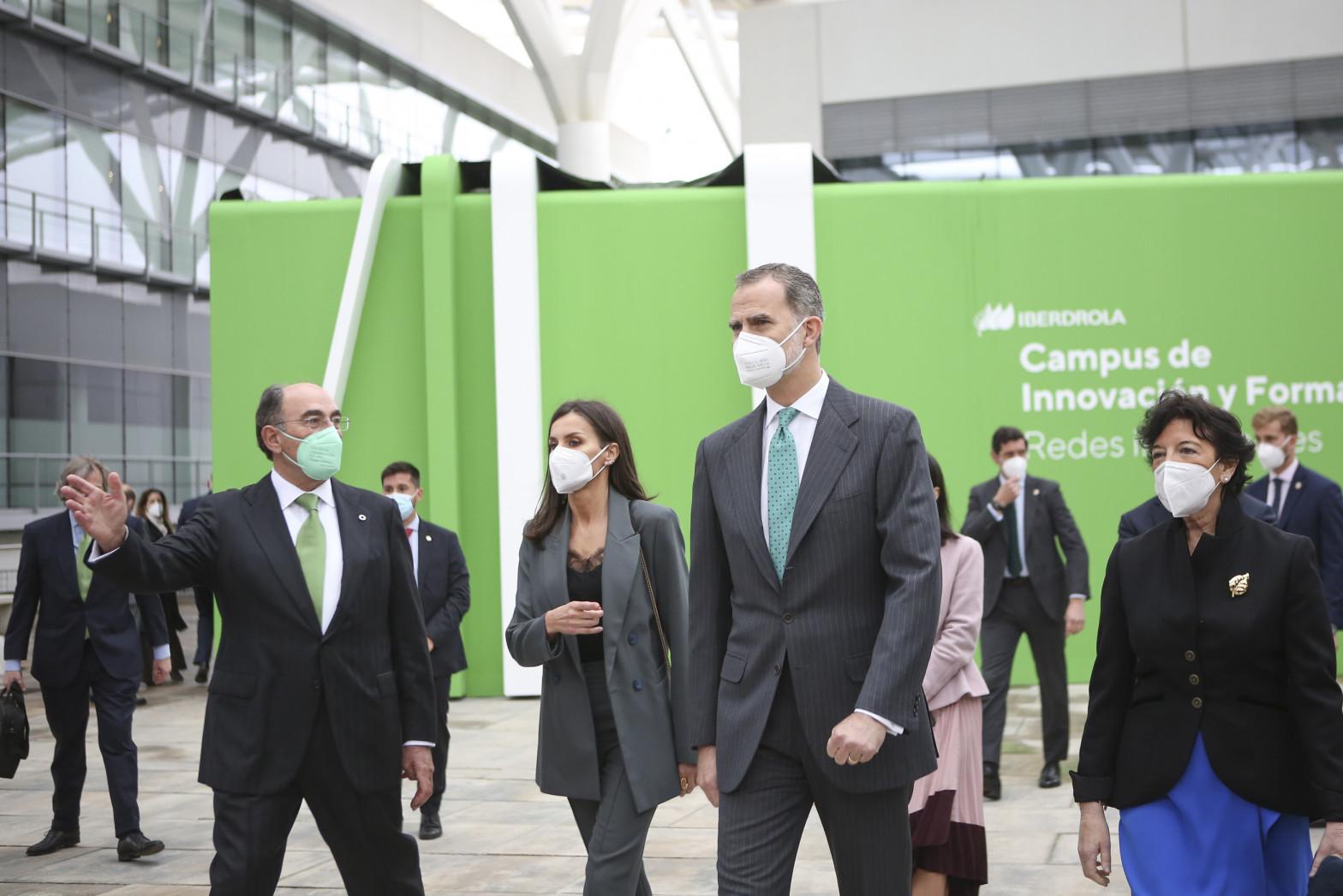 """Galán (Iberdrola) celebra la Ley de Cambio Climático. """"Es una gran noticia"""""""