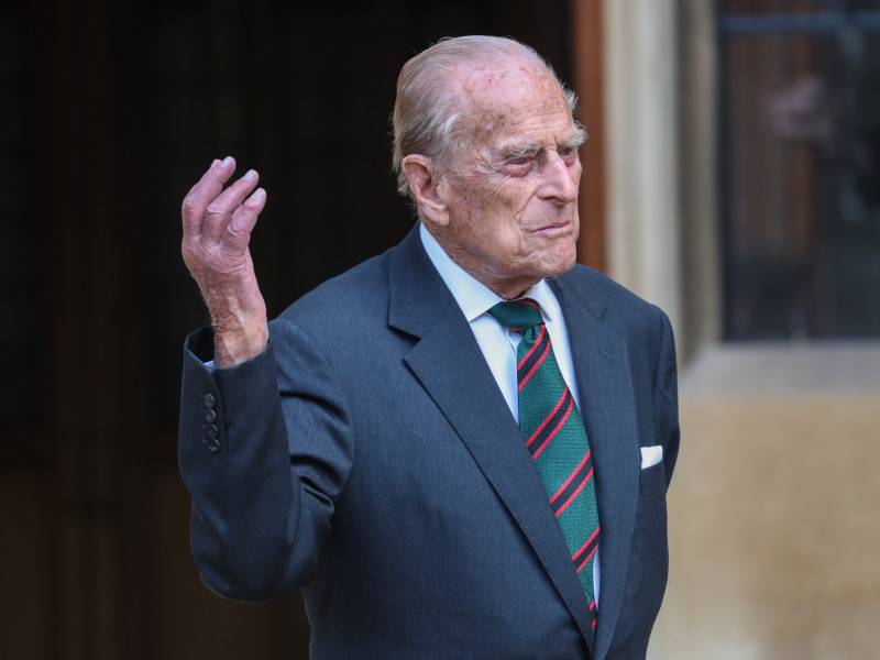 Muere el duque Felipe de Edimburgo, marido de la Reina de Inglaterra