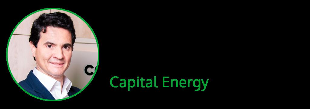 Jesús Martín Buezas, Capital Energy