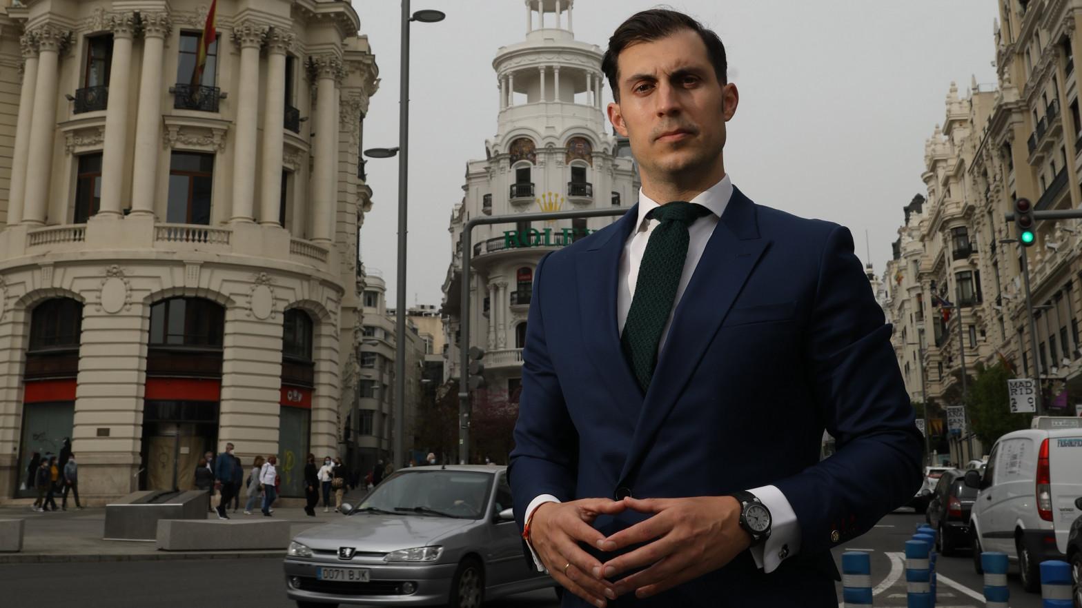 """David García Nuñez: """"Vamos a convertir Madrid en la capital internacional de la construcción"""""""
