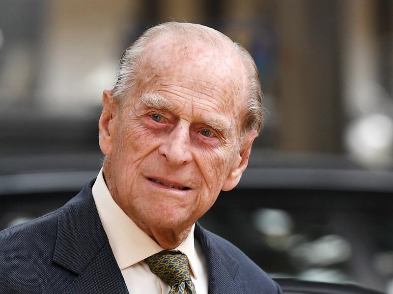 El duque de Edimburbo.