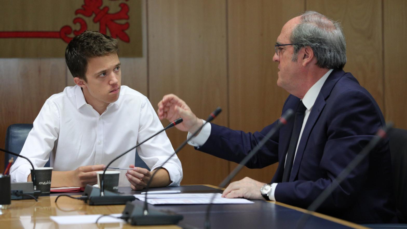Gabilondo gobernará Madrid sólo si la participación cae del 63% el 4-M
