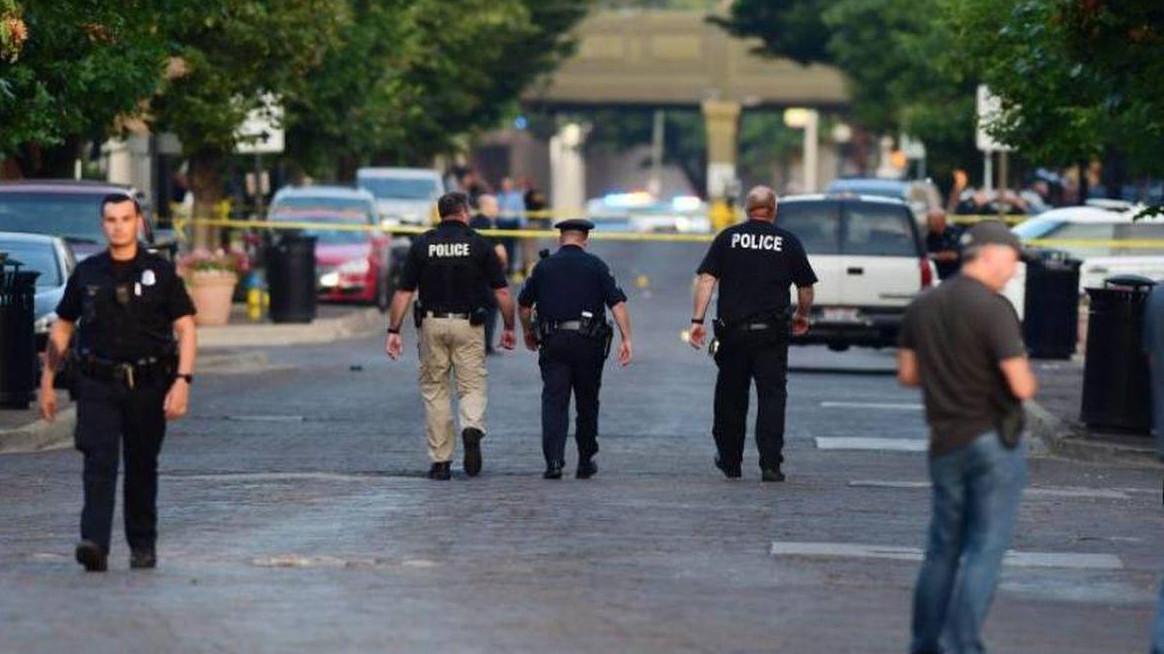 Protestas en Ohio (EEUU) después de que una adolescente haya sido abatida por un policía