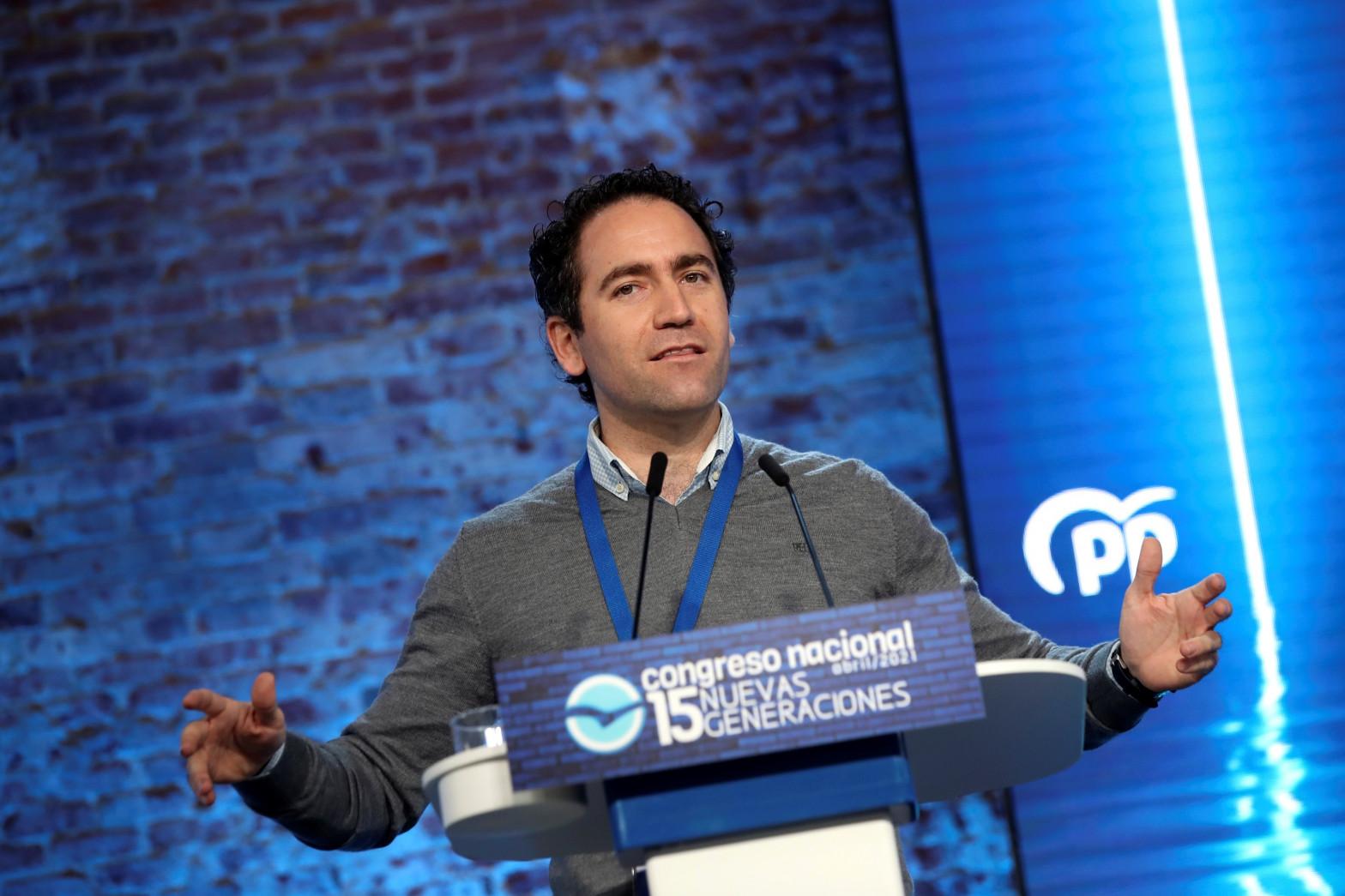 El PP exige al PSOE que condene los ataques de Podemos a los jueces y la prensa