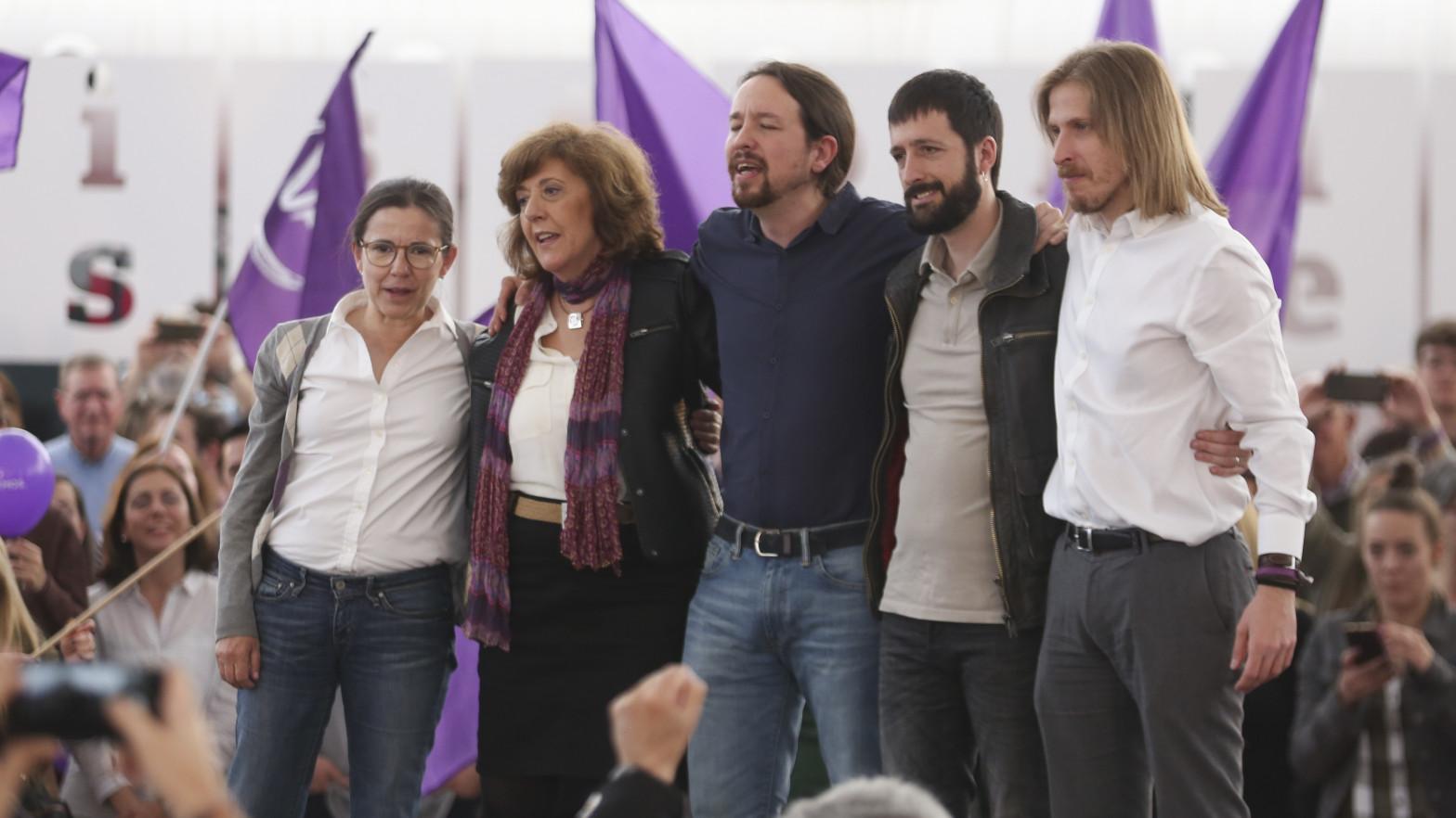 Caso Neurona: empleados despedidos y la secretaria de Del Olmo, otra amenaza para Podemos