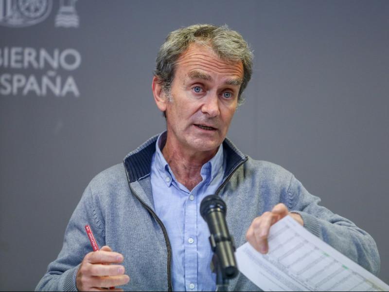 """Simón contradice a Sánchez: """"No creo en absoluto que Madrid esté falseando los datos"""""""