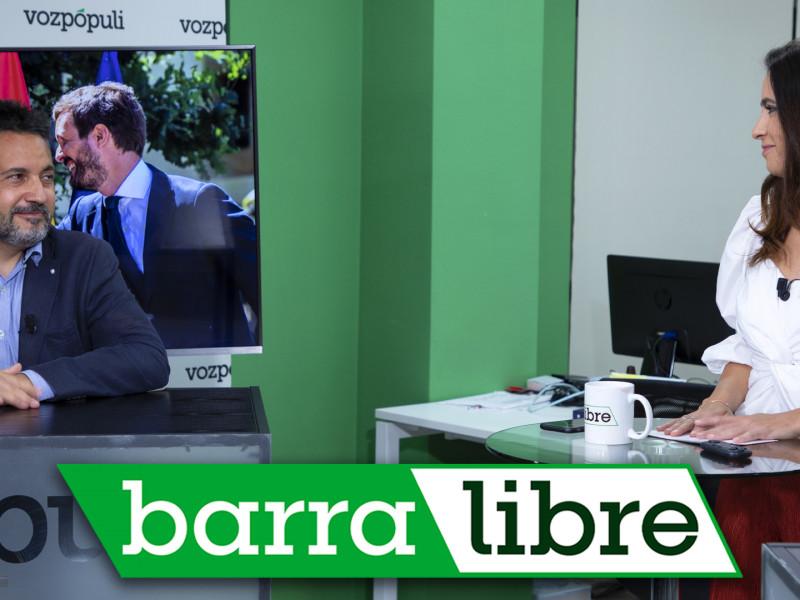 Casado 'tiró la caña' a Inés Arrimadas y Andalucía no descarta la vacuna Sputnik V   'Barra libre 46'