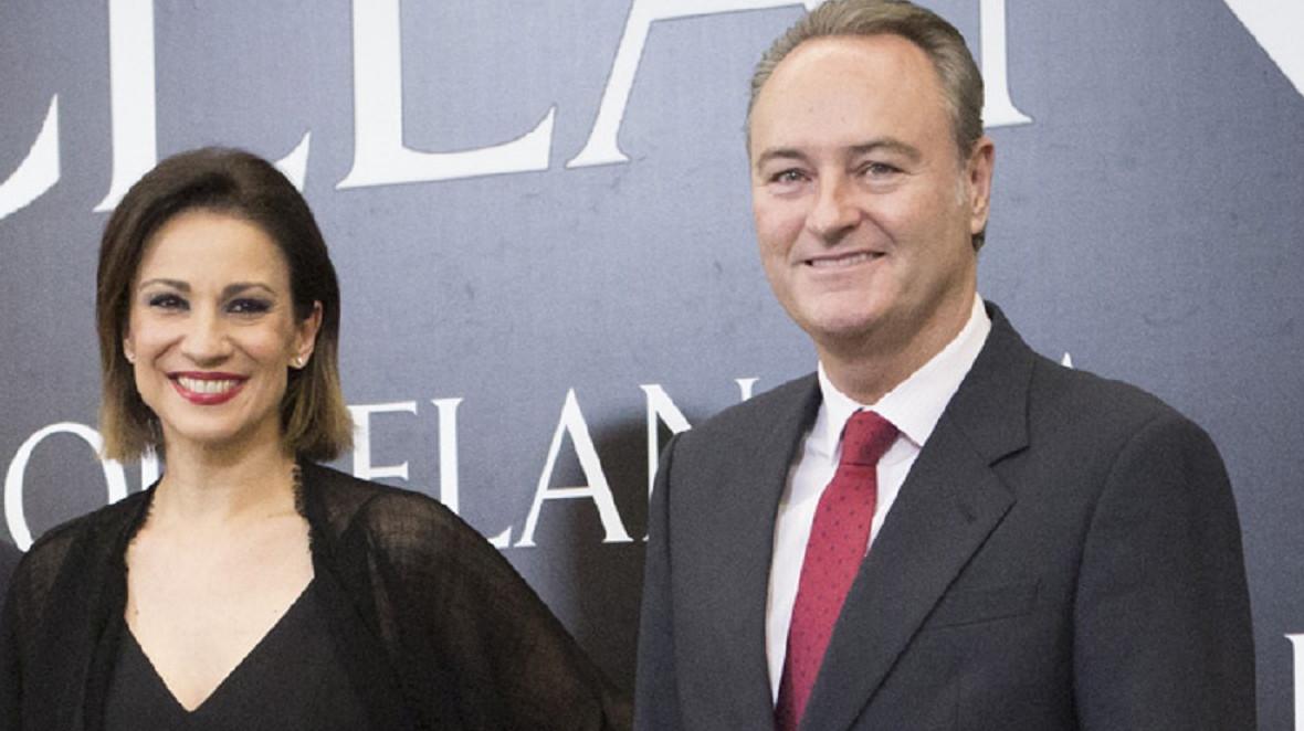 Así ha sido la boda de Silvia Jato y el político Alberto Fabra