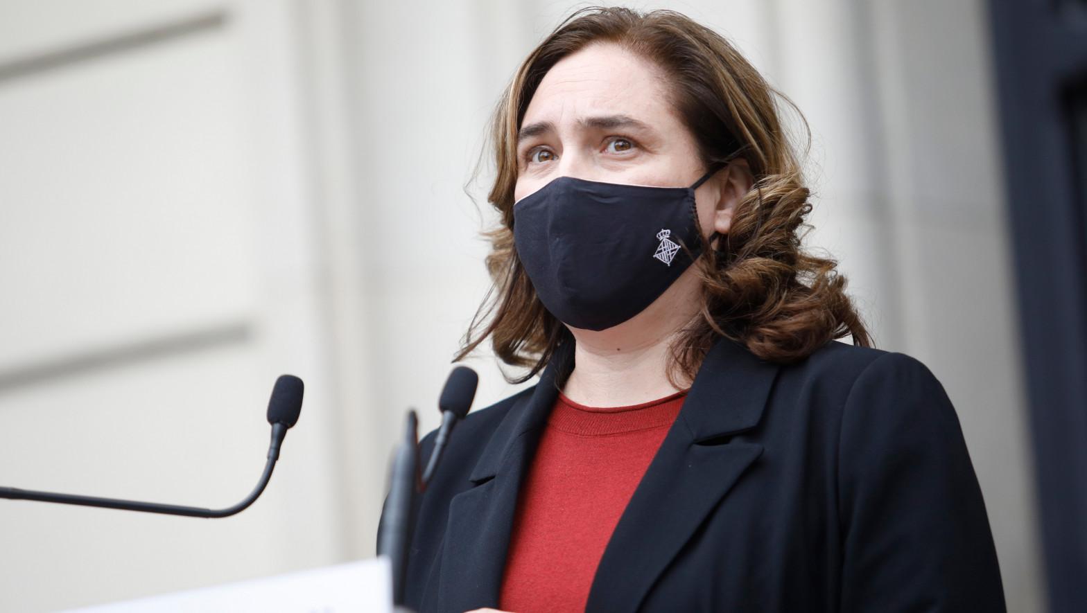 Colau abre el debate en Podemos sobre su alianza con ERC tras los indultos