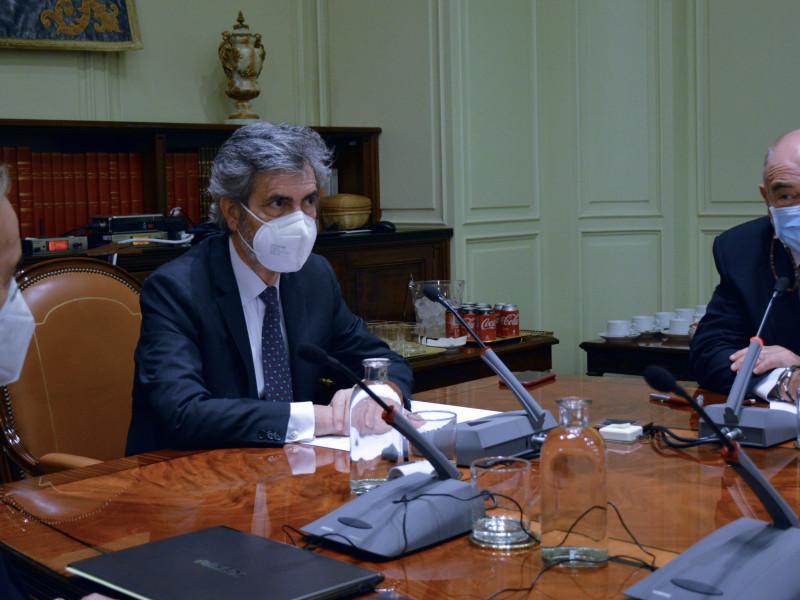 2.500 jueces piden a la UE que actúe por el riesgo de violación del Estado de Derecho en España