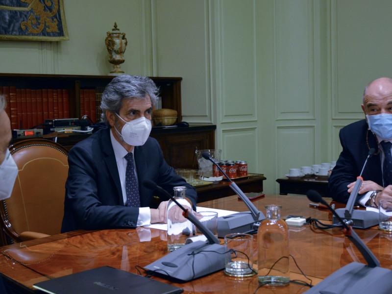 2.500 jueces reclaman a la UE que actúe ante el riesgo de violación grave del Estado de Derecho en España