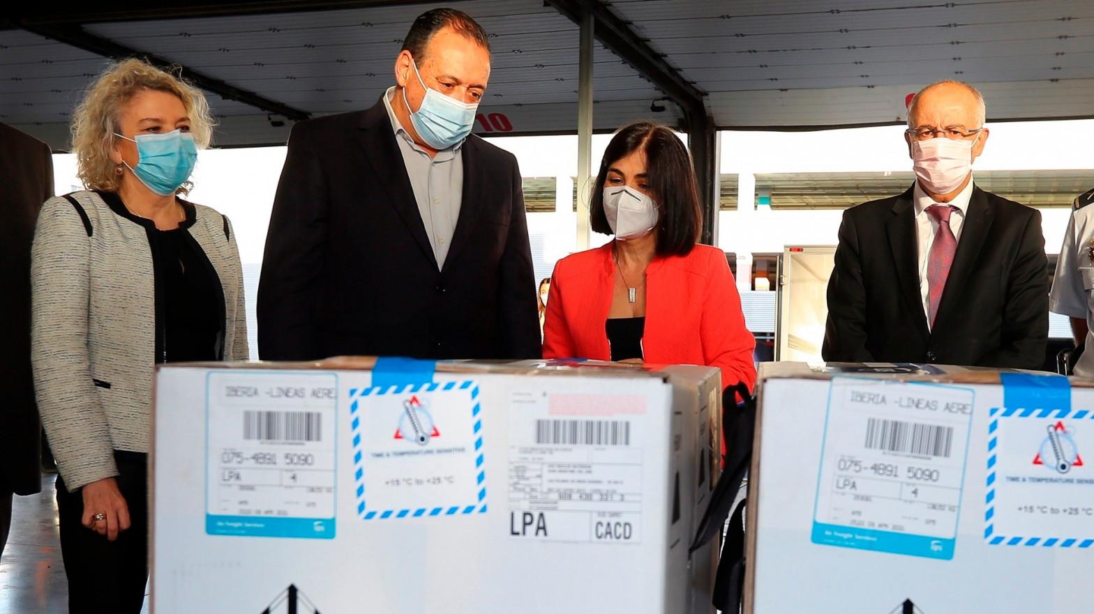España destinará las primeras vacunas de Janssen al grupo de entre 70 y 79 años