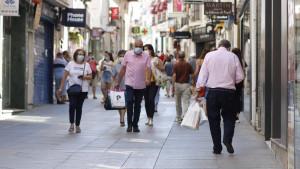 Las ventas minoristas en la eurozona repuntan un 3% en febrero