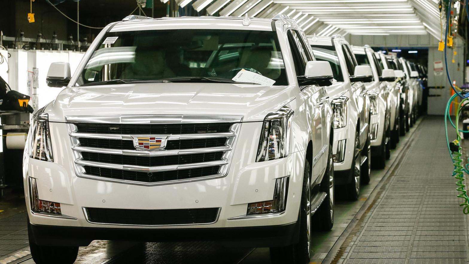 General Motors cierra la venta de 4.000 vehículos autónomos a Dubái en 2030
