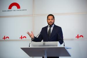 Vox pregunta en el Parlament por los sueldos de la plantilla de TV3 y por las subvenciones