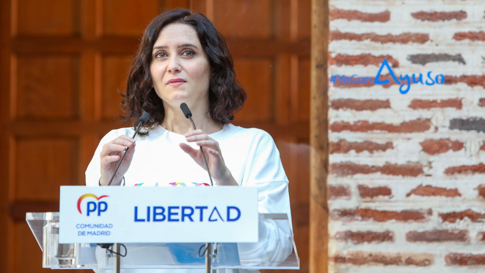 PP y Vox rozarían la mayoría en Madrid y necesitarían a Ciudadanos, según una encuesta