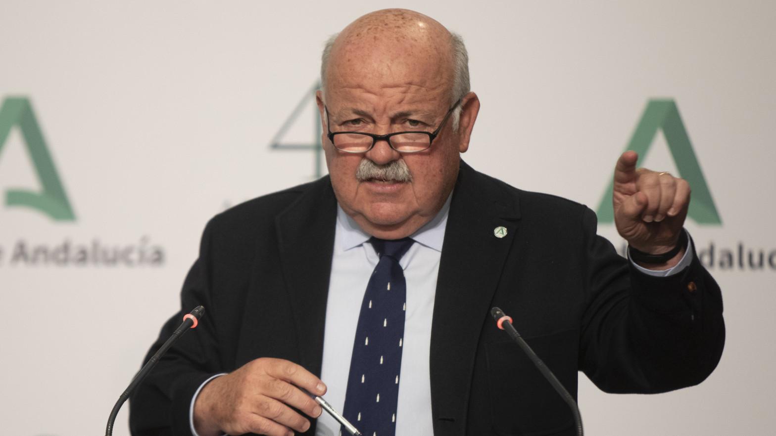 El Gobierno de Andalucía se reunirá esta semana con los fabricantes de la vacuna rusa sputnik