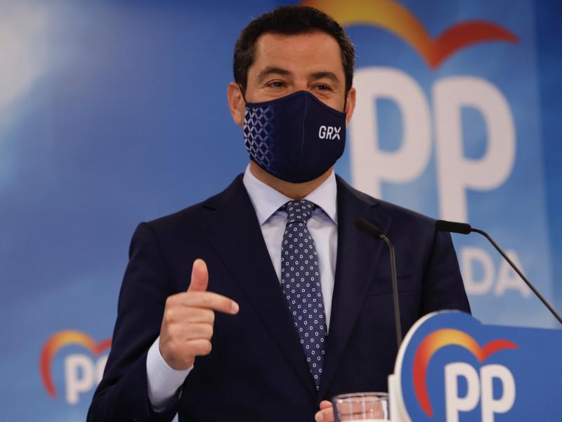 El PP ganaría en Andalucía sobre el PSOE y sumaría mayoría con Vox, según el 'CIS andaluz'