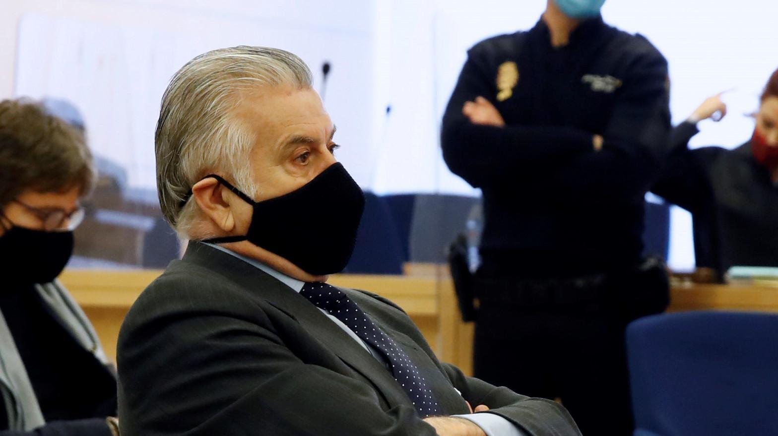 Un testigo admite que gestionó la donación de 10 millones de pesetas al PP, pero sin carácter finalista