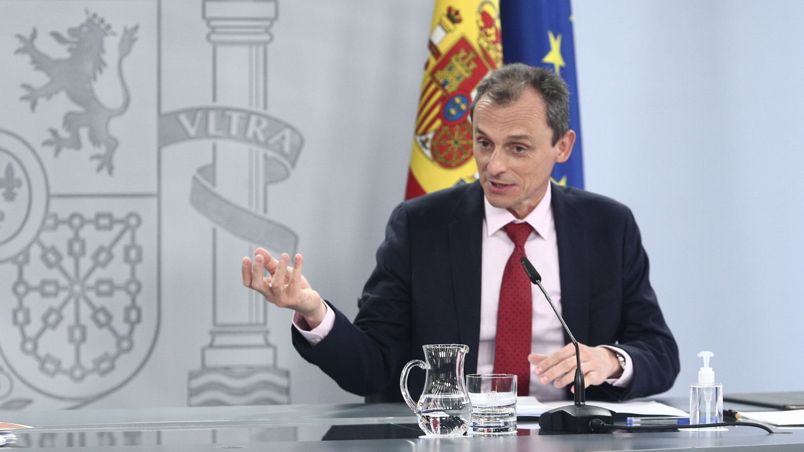 """Duque, sobre la vacuna española: """"Nos quedan solo semanas para empezar el primer ensayo clínico"""""""