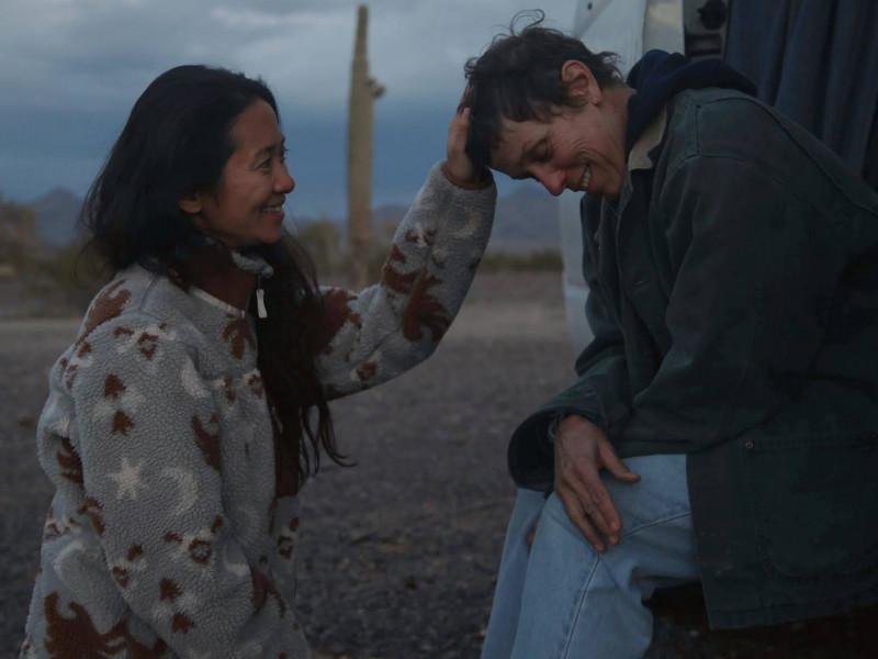'Nomadland' se consolida como la película del año tras triunfar también en los premios Bafta