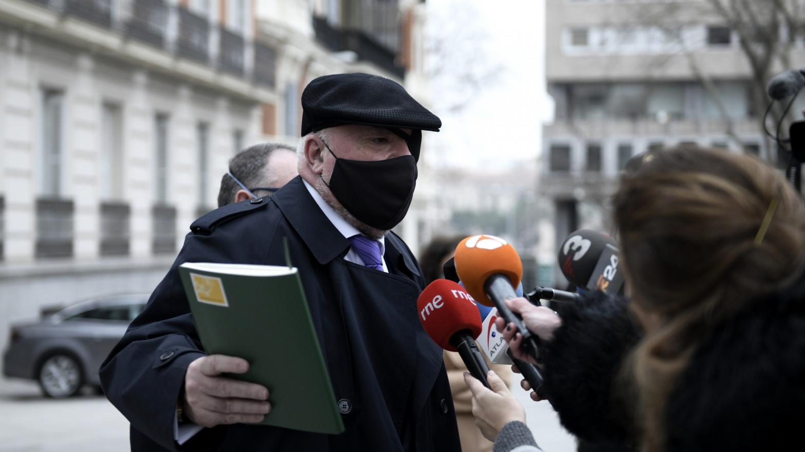 La Audiencia Nacional avala la decisión del juez de 'Tándem' de no investigar los chats de Podemos