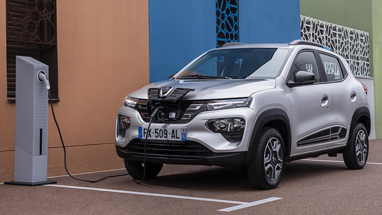 Dacia rompe el mercado con el turismo eléctrico más barato: costará 10.000 euros