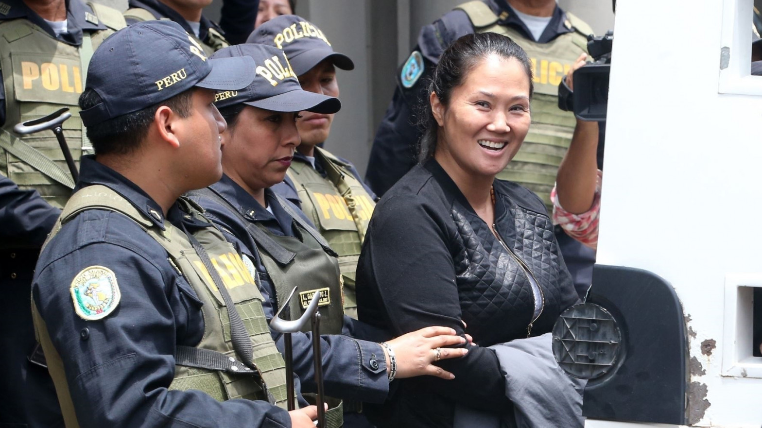Keiko Fujimori reflota tras la cárcel y accede a la segunda vuelta de las elecciones de Perú