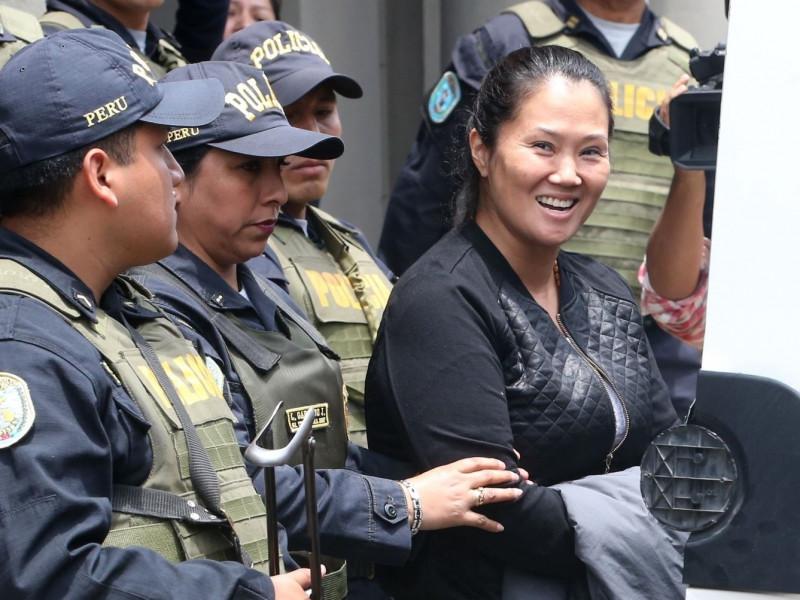 Keiko Fujimori reflota tras la cárcel y derrota para aspirar a la presidencia