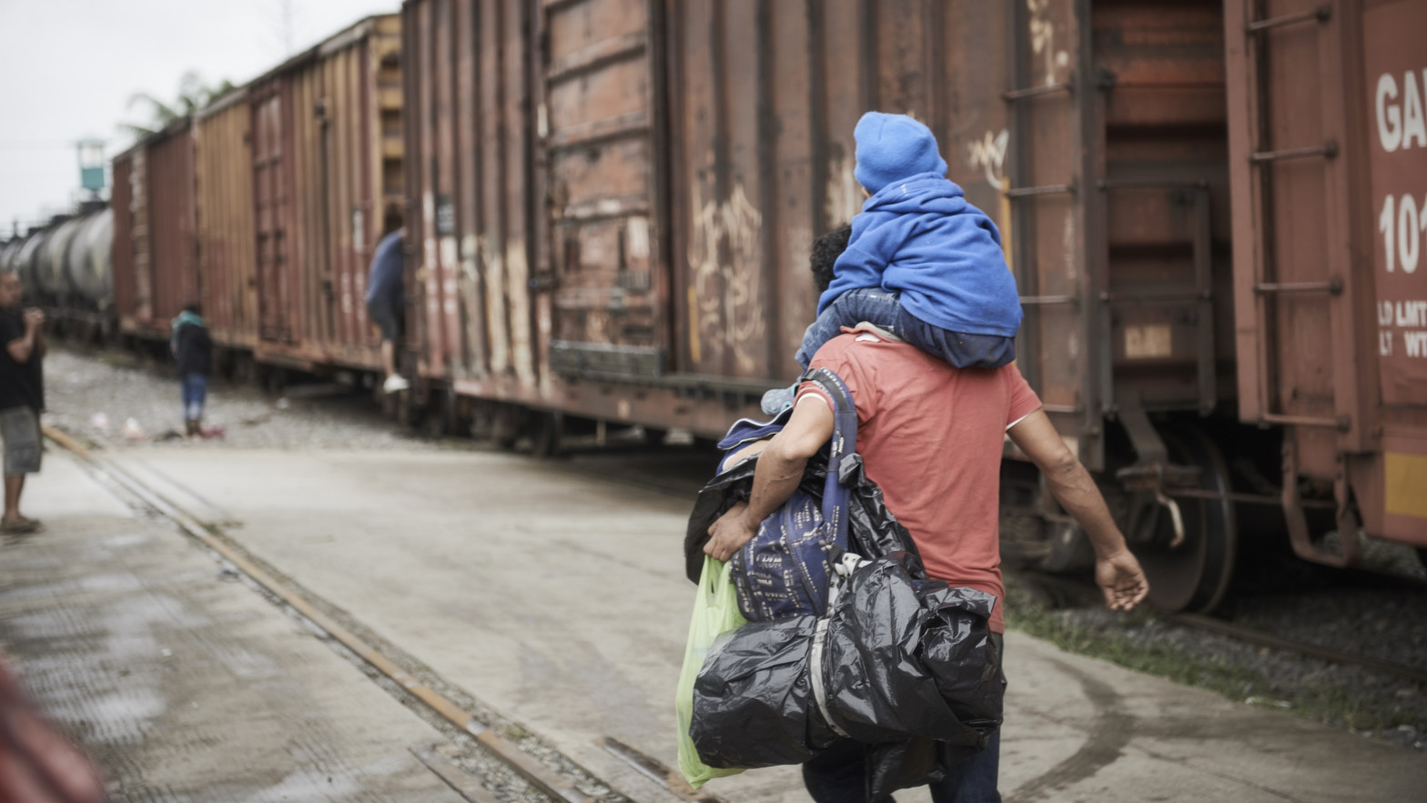 EEUU acuerda con Centroamérica desplegar más tropas en las fronteras para frenar la inmigración