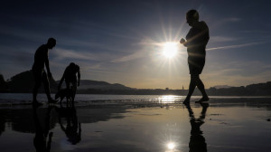 Ascenso térmico casi generalizado en la Península y en Baleares