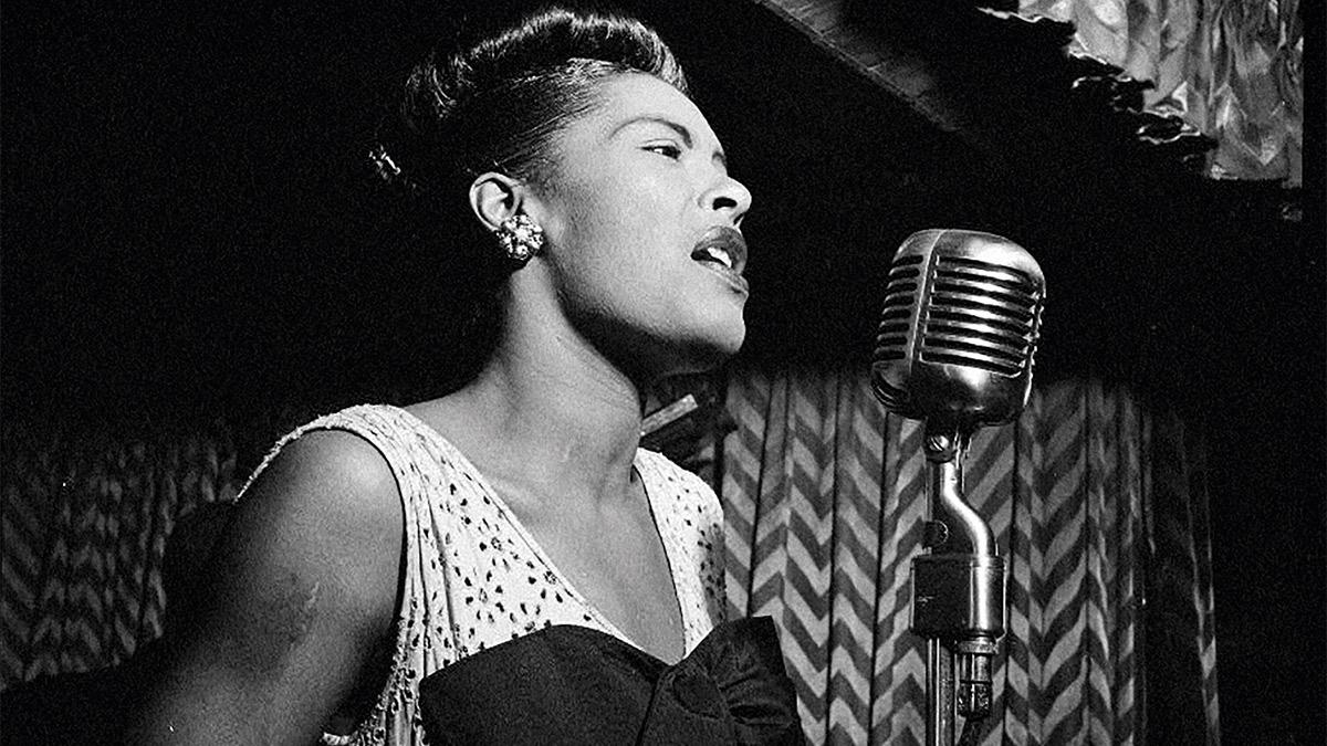 La voz quebrada de Billie Holiday
