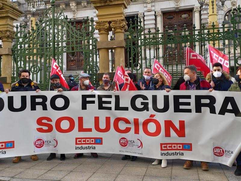 Duro Felguera indemniza a un directivo al que acusó de filtrar información en rankia.com