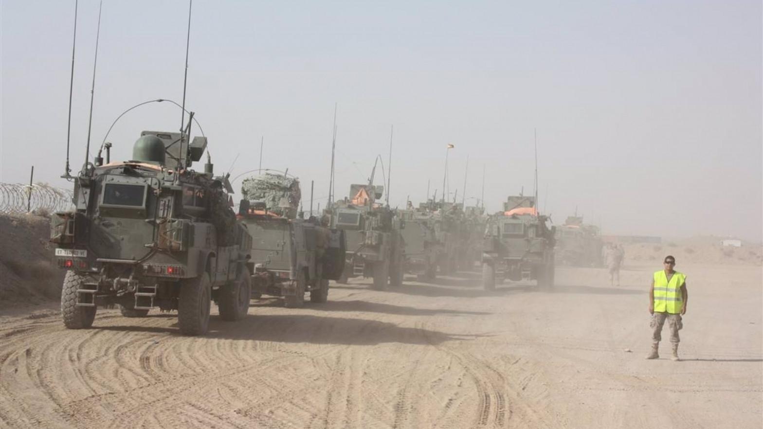 España saldrá de Afganistán de forma sincronizada con EEUU en septiembre