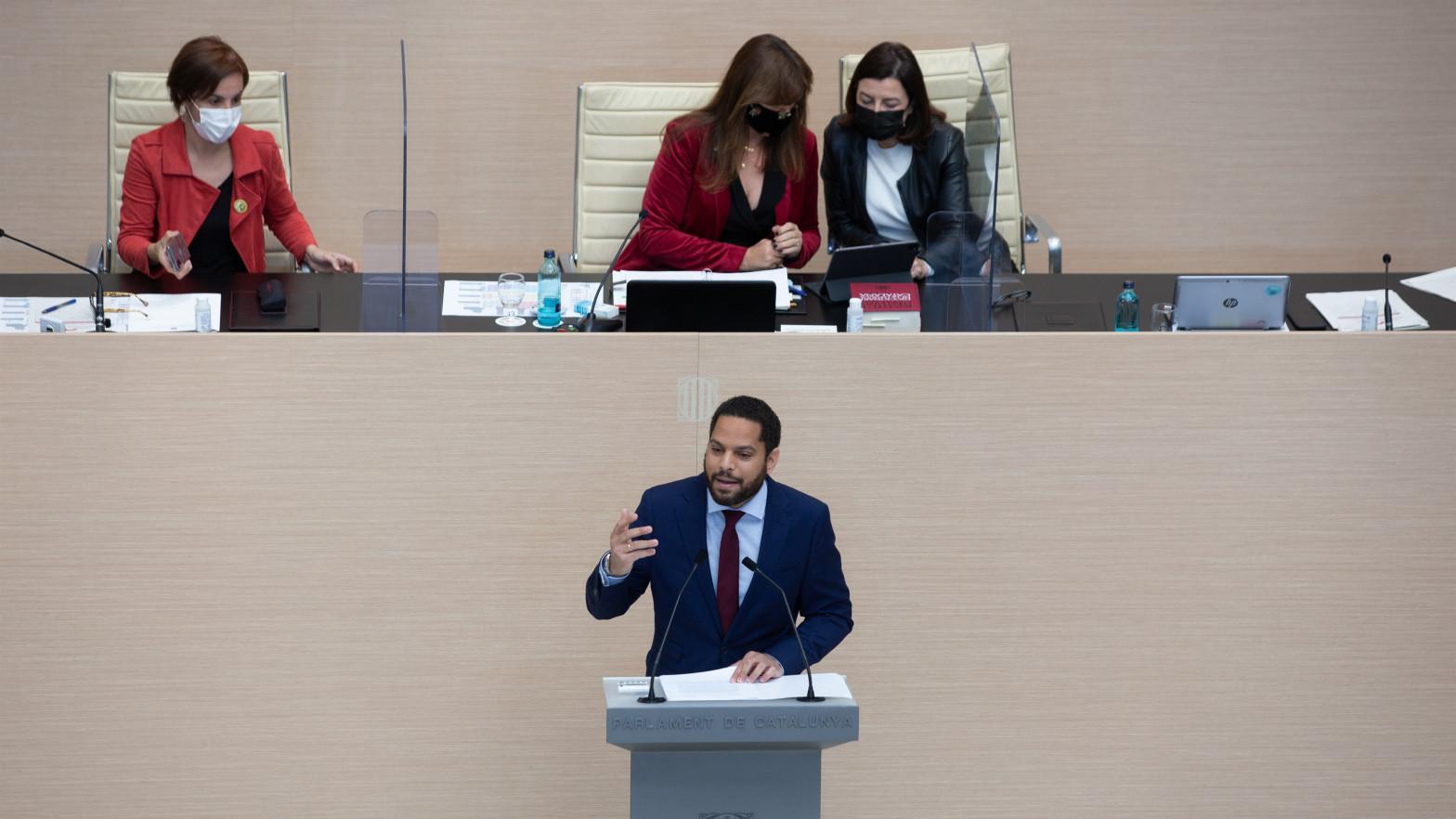 'Guerra de despachos' en el Parlament: Vox denuncia que a la CUP le dan más metros