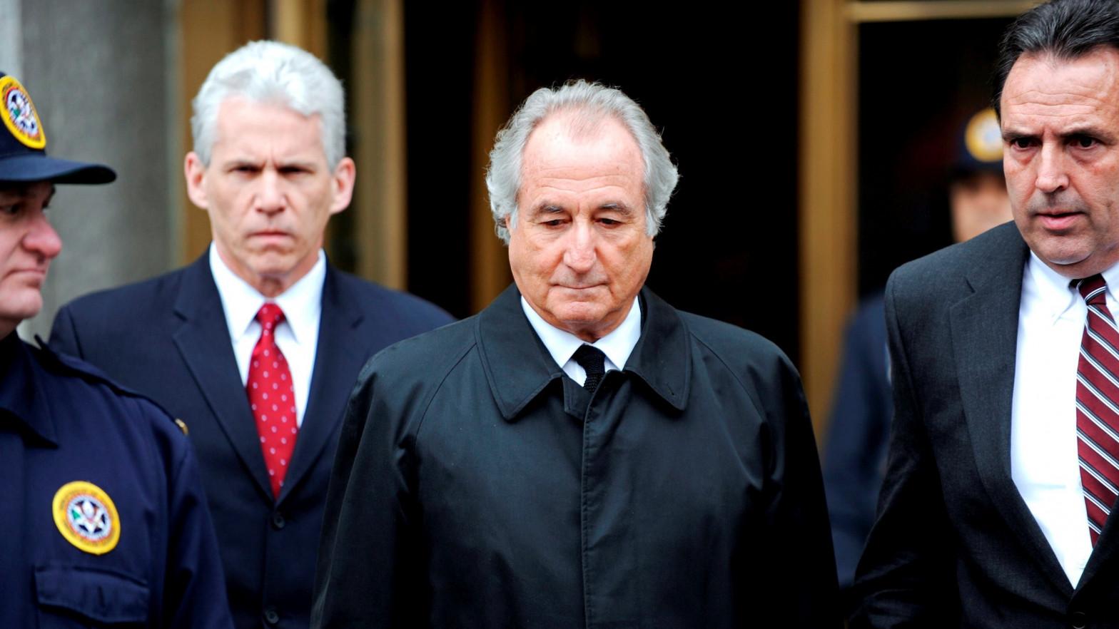 Madoff, el 'mago' de las finanzas al que le descubrieron el truco
