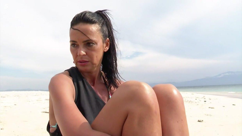 Olga Moreno en Supervivientes