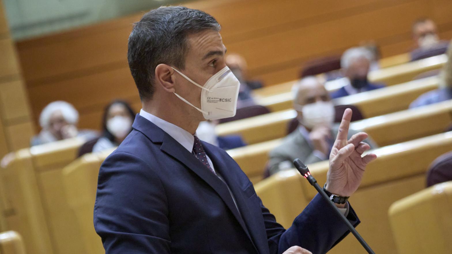 Pedro Sánchez defiende este miércoles su plan para levantar el estado de alarma