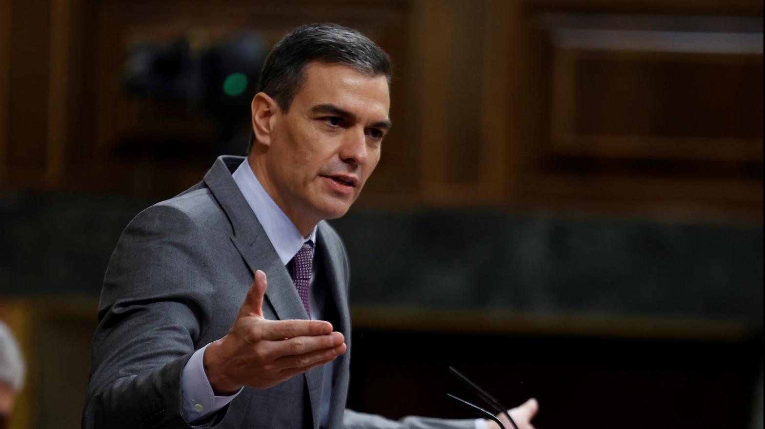 Sánchez condena los altercados contra Vox, pero reprocha a Abascal que anime al Ejército a dar un golpe de Estado