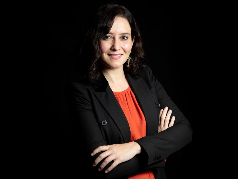 """Isabel Díaz Ayuso: """"Si no hubiera sido por el Gobierno yo ya tendría Madrid vacunada al 100%"""""""