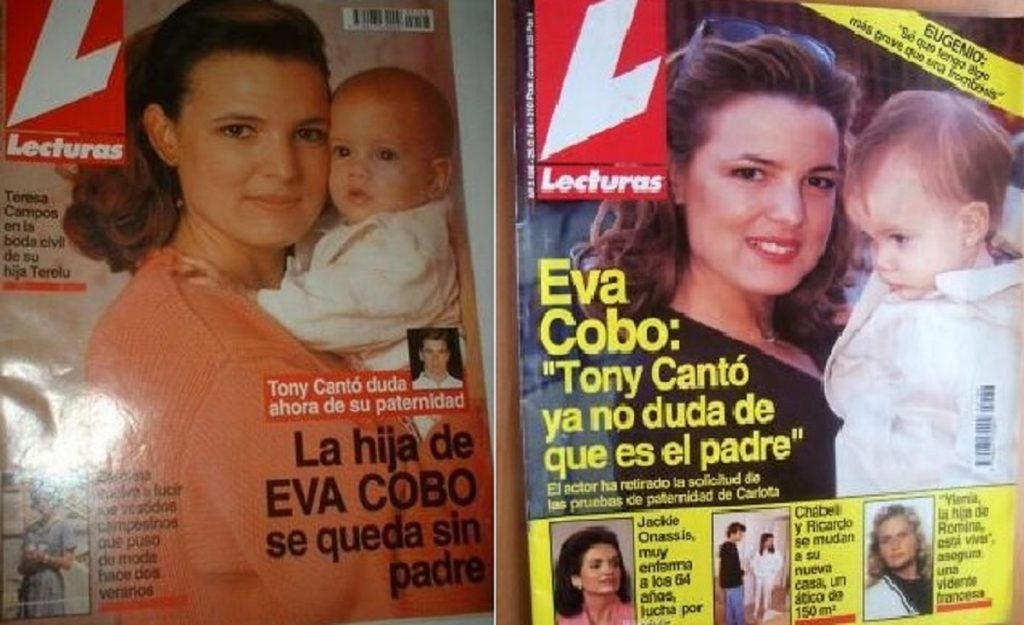 Eva Cobo, expareja de Toni Cantó